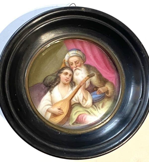 Αλή Πασάς και κυρά Φροσύνη Αντίκες & διάφορα
