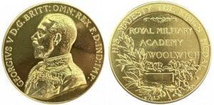 Χρυσό Μετάλλιο Γεωργίου 5ου Αναμνηστικά Μετάλλια