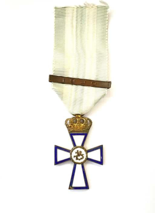 Χρυσό Αριστείο Ανδρείας 1940 Παράσημα - Στρατιωτικά μετάλλια - Τάγματα αριστείας