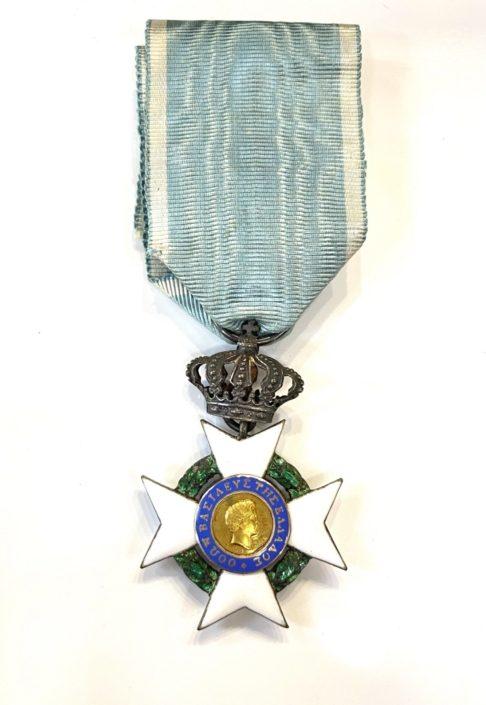 Ελλάς τάγμα του Σωτήρος Ά τύπος , Greece Order of the redeemer type I Otto Παράσημα - Στρατιωτικά μετάλλια - Τάγματα αριστείας
