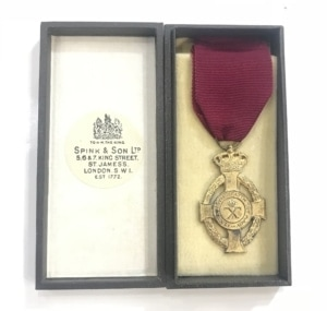 Αναμνηστικό μετάλλιο τάγματος Γεωργίου Ά Αναμνηστικά Μετάλλια