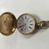 Χρυσό ρολόι μενταγιόν Αντίκες & διάφορα