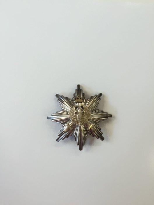Αστέρας ανωτέρων ταξιαρχών Τάγματος του Φοίνικα Παράσημα - Στρατιωτικά μετάλλια - Τάγματα αριστείας
