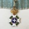 Ολόχρυσος σταυρός ταξιαρχών του τάγματος Σωτήρος Παράσημα - Στρατιωτικά μετάλλια - Τάγματα αριστείας