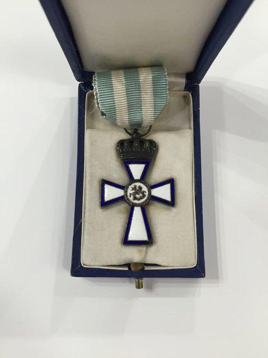 Χρυσούν αριστείο ανδρείας 1940 Παράσημα - Στρατιωτικά μετάλλια - Τάγματα αριστείας