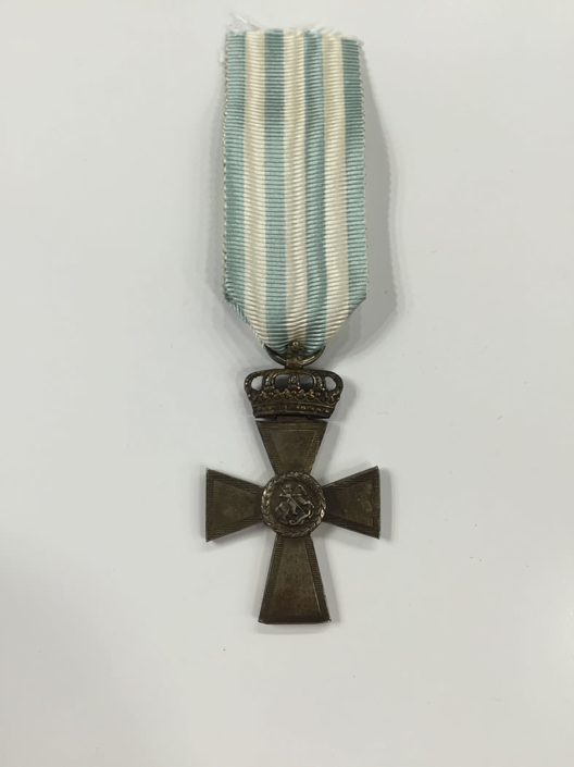 Αργυρούν αριστείο ανδρείας 1912 Παράσημα - Στρατιωτικά μετάλλια - Τάγματα αριστείας