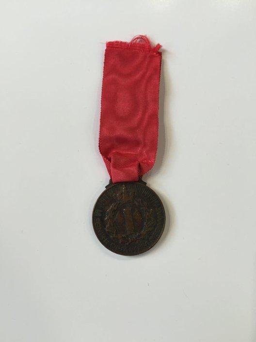 Χάλκινο μετάλλιο της ΕΟΝ Παράσημα - Στρατιωτικά μετάλλια - Τάγματα αριστείας