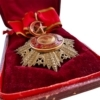 Turkey Order of Medjidie (Mecidiye), Commander's Neck Badge, 3rd Class Παράσημα - Στρατιωτικά μετάλλια - Τάγματα αριστείας