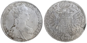 Austria Maria Theresia Thaler 1765 Ξένα νομίσματα